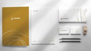 Manual de marca diseñado para un plan de negocios